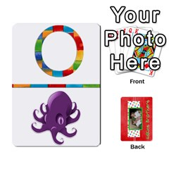 New Flash Cards By Brookieadkins Yahoo Com   Playing Cards 54 Designs   R6dlbgz1lm57   Www Artscow Com Front - Club3