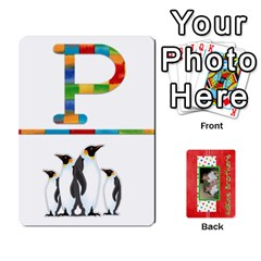 New Flash Cards By Brookieadkins Yahoo Com   Playing Cards 54 Designs   R6dlbgz1lm57   Www Artscow Com Front - Club4