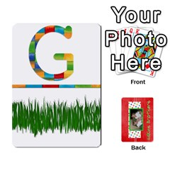 New Flash Cards By Brookieadkins Yahoo Com   Playing Cards 54 Designs   R6dlbgz1lm57   Www Artscow Com Front - Spade8