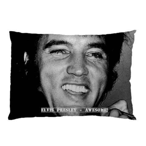 Elvis By Brittany   Pillow Case   9hdmdet3z7sl   Www Artscow Com 26.62 x18.9 Pillow Case
