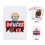 Deuces Poker Playing Cards Now available - Playing Cards Single Design