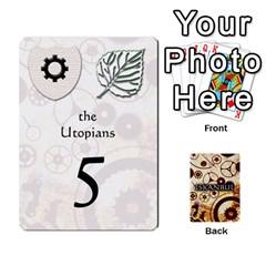 Iskanbul   Richelieu Retheme By Justin Fitzgerald   Playing Cards 54 Designs   Pqig843lf9u1   Www Artscow Com Front - Heart5