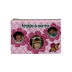 Cosmetic Bag By K   Cosmetic Bag (medium)   Lyxx77391q08   Www Artscow Com Front