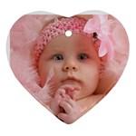 Cecilia - Ornament (Heart)
