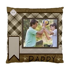 Fathers Gift By Joely   Standard Cushion Case (two Sides)   Hy9pxlqfviou   Www Artscow Com Back