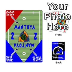 Gorghor Trollball Deck 2   Dalabheim By Wazo   Playing Cards 54 Designs   Fn26eqog0ohj   Www Artscow Com Front - Club9