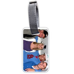 Luggage Tag Family By Nancy   Luggage Tag (two Sides)   Pbmvkyt3taxp   Www Artscow Com Front