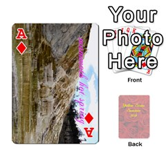Ace Yellow Stone By Maolilan   Playing Cards 54 Designs   8kq45f3mh3j7   Www Artscow Com Front - DiamondA