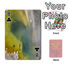 Yellow Stone By Maolilan   Playing Cards 54 Designs   8kq45f3mh3j7   Www Artscow Com Front - Club8