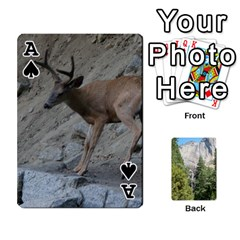 Ace Yosemite Cards By Amy Barton   Playing Cards 54 Designs   3x9hom9gt9cu   Www Artscow Com Front - SpadeA