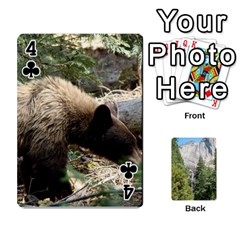 Yosemite Cards By Amy Barton   Playing Cards 54 Designs   3x9hom9gt9cu   Www Artscow Com Front - Club4