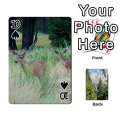 Yosemite Cards By Amy Barton   Playing Cards 54 Designs   3x9hom9gt9cu   Www Artscow Com Front - Spade10