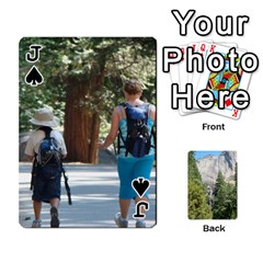 Jack Yosemite Cards By Amy Barton   Playing Cards 54 Designs   3x9hom9gt9cu   Www Artscow Com Front - SpadeJ