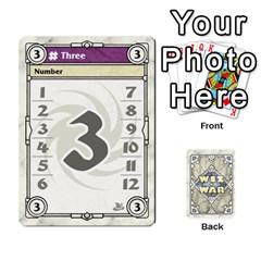 Ilya Baranovsky s Wiz War 2/4 By Mathieu Perreault Dorion   Playing Cards 54 Designs   6k7225joohc3   Www Artscow Com Front - Joker2