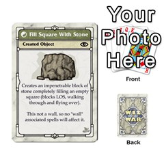Jack Ilya Baranovsky s Wiz War 2/4 By Mathieu Perreault Dorion   Playing Cards 54 Designs   6k7225joohc3   Www Artscow Com Front - SpadeJ