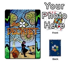 Decktet By Jorge   Playing Cards 54 Designs   Vw14yyrs2oxx   Www Artscow Com Front - Spade2