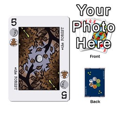 Decktet By Jorge   Playing Cards 54 Designs   Vw14yyrs2oxx   Www Artscow Com Front - Diamond4