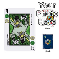 Decktet By Jorge   Playing Cards 54 Designs   Vw14yyrs2oxx   Www Artscow Com Front - Diamond7