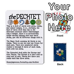 Decktet By Jorge   Playing Cards 54 Designs   Vw14yyrs2oxx   Www Artscow Com Front - Spade9