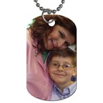 My guy! - Dog Tag (One Side)