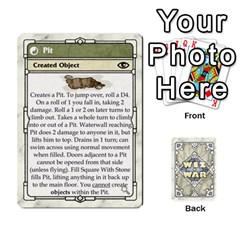 Ilya Baranovsky s Wiz War 4/4 By Mathieu Perreault Dorion   Playing Cards 54 Designs   Umgpur8r1t6u   Www Artscow Com Front - Spade5