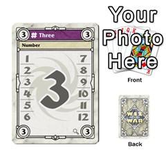 Queen Ilya Baranovsky s Wiz War 4/4 By Mathieu Perreault Dorion   Playing Cards 54 Designs   Umgpur8r1t6u   Www Artscow Com Front - DiamondQ