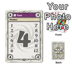 Ace Ilya Baranovsky s Wiz War 4/4 By Mathieu Perreault Dorion   Playing Cards 54 Designs   Umgpur8r1t6u   Www Artscow Com Front - DiamondA