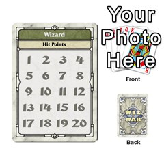 Jack Ilya Baranovsky s Wiz War 4/4 By Mathieu Perreault Dorion   Playing Cards 54 Designs   Umgpur8r1t6u   Www Artscow Com Front - ClubJ
