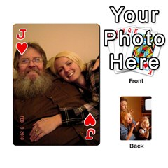 Jack Playing Cards By Mary Stewart   Playing Cards 54 Designs   0na6ocpm2eg9   Www Artscow Com Front - HeartJ