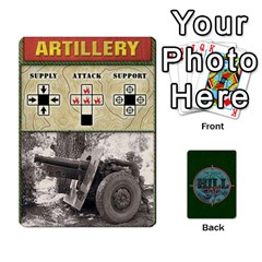 Battle Hill 218 By Jorge   Playing Cards 54 Designs   5r365eh2sd95   Www Artscow Com Front - Club7