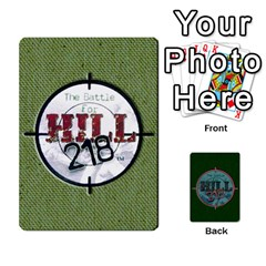 Battle Hill 218 By Jorge   Playing Cards 54 Designs   5r365eh2sd95   Www Artscow Com Front - Joker1