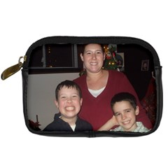 Kid s 2009 By Pat   Digital Camera Leather Case   6tot0f4d7l4b   Www Artscow Com Front