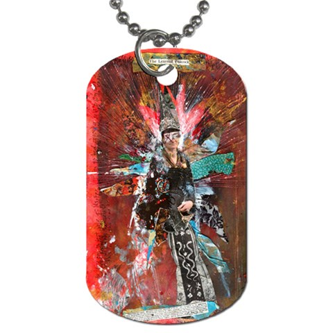 By Jessica   Dog Tag (one Side)   7jwmjkio4xpu   Www Artscow Com Front