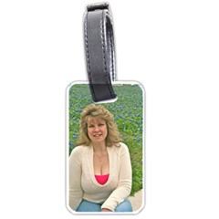 Luggage Tag By Samantha Sweezy   Luggage Tag (two Sides)   Vfb48acj7szn   Www Artscow Com Front