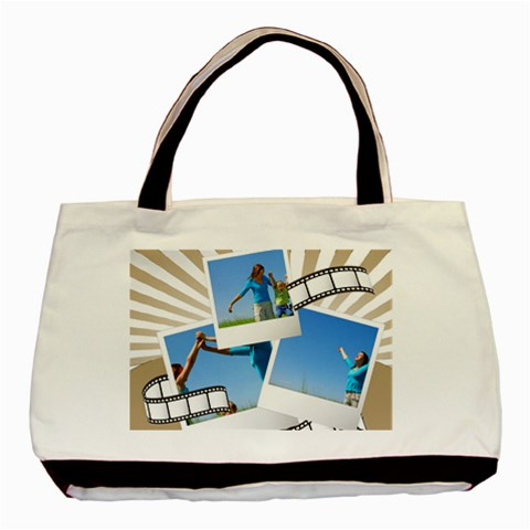 Star Theme By Wood Johnson   Basic Tote Bag   Gtfl8bfiav79   Www Artscow Com Front