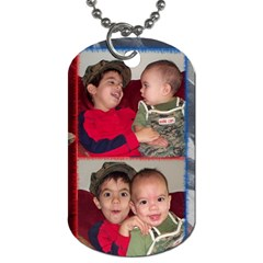 Dogtag By Rm   Dog Tag (two Sides)   W9t1jd97q21z   Www Artscow Com Front