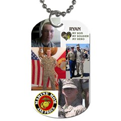 Ryan By Charlotte Martin   Dog Tag (two Sides)   Eesgu21gjxbd   Www Artscow Com Back