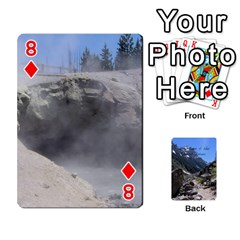 Out West Cards By Terri   Playing Cards 54 Designs   Vrzd1uzgkdos   Www Artscow Com Front - Diamond8