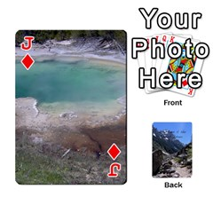 Jack Out West Cards By Terri   Playing Cards 54 Designs   Vrzd1uzgkdos   Www Artscow Com Front - DiamondJ