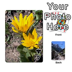 Out West Cards By Terri   Playing Cards 54 Designs   Vrzd1uzgkdos   Www Artscow Com Front - Club4