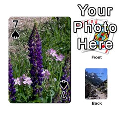 Out West Cards By Terri   Playing Cards 54 Designs   Vrzd1uzgkdos   Www Artscow Com Front - Spade7