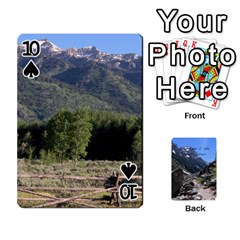 Out West Cards By Terri   Playing Cards 54 Designs   Vrzd1uzgkdos   Www Artscow Com Front - Spade10