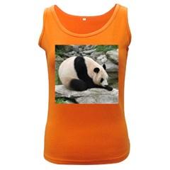 Giant Panda Women s Dark Tank Top by ironman2222