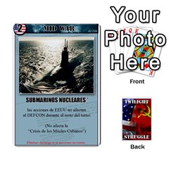 Twilight Struggle 1 By Jorge   Playing Cards 54 Designs   H2qc1iyzzuef   Www Artscow Com Front - Heart3