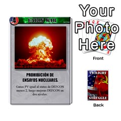 Twilight Struggle 1 By Jorge   Playing Cards 54 Designs   H2qc1iyzzuef   Www Artscow Com Front - Heart10