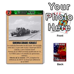 Twilight Struggle 1 By Jorge   Playing Cards 54 Designs   H2qc1iyzzuef   Www Artscow Com Front - Club3