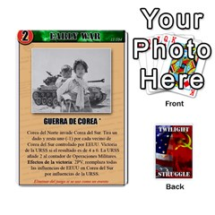 Twilight Struggle 1 By Jorge   Playing Cards 54 Designs   H2qc1iyzzuef   Www Artscow Com Front - Club6