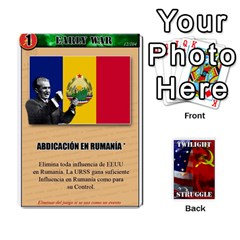 Twilight Struggle 1 By Jorge   Playing Cards 54 Designs   H2qc1iyzzuef   Www Artscow Com Front - Club7