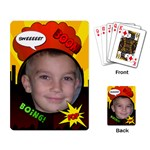 Cartoon Playing cards - Playing Cards Single Design