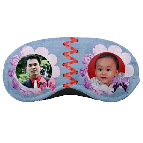 Sleeping Mask By Genefaith   Sleeping Mask   1qsf9p8u2lck   Www Artscow Com Front